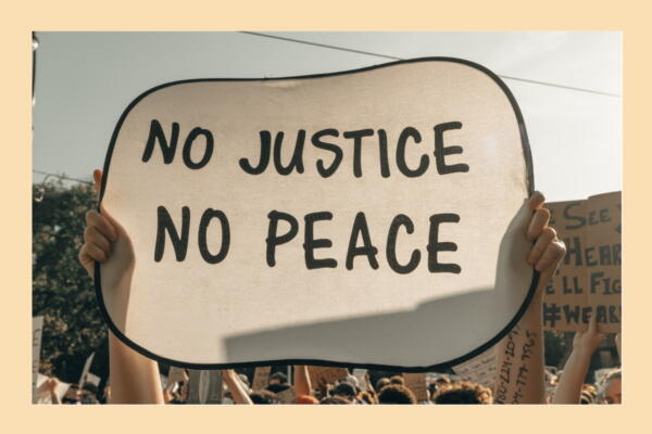 BLM - No Justice No Peace